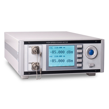 ST-8103 Dual-channel High Speed Optic Power Meter